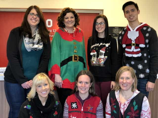 Best rendition of Santa and His Helpers – Student Life Disability Services