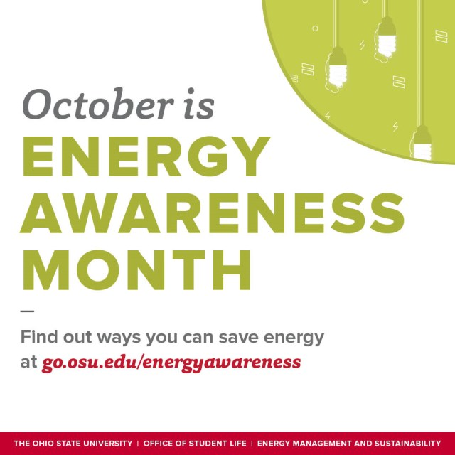 Energy Awareness Month