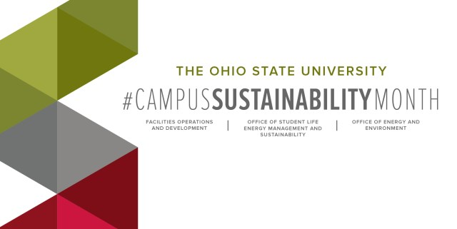 Campus Sustainability Month