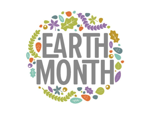 Logo - Earth Month