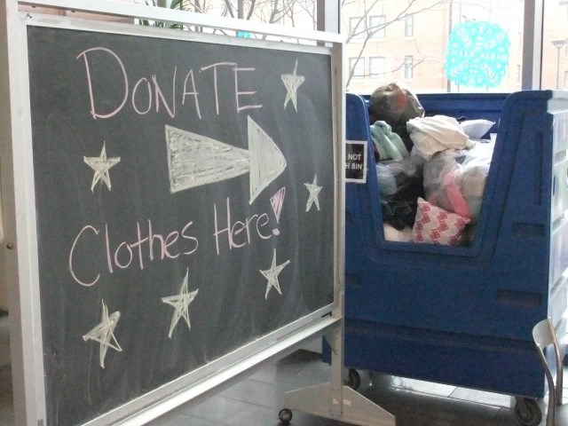 Goodwill Clothes Donations