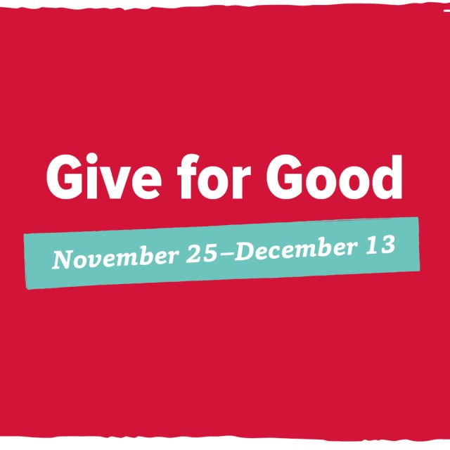 Give for Good Donation Dates
