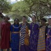 Maasai traditional clothing