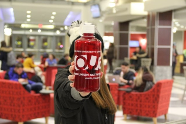 OUAB Reusable Water Bottles